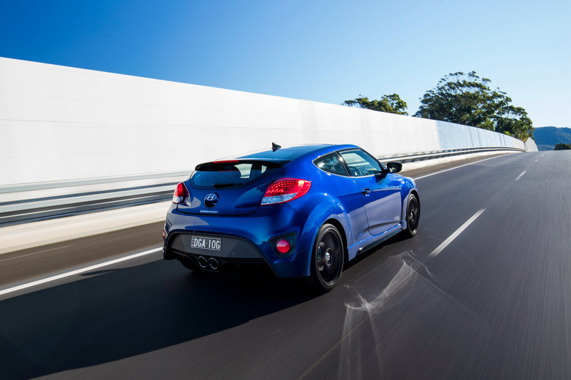 2016 Hyundai Veloster Street Turbo High Resolution Exterior - image 680079