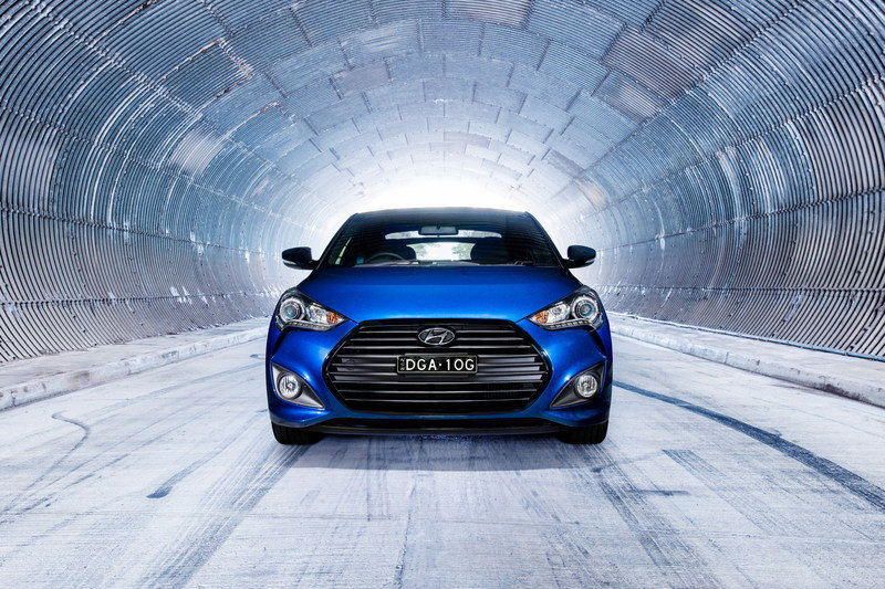2016 Hyundai Veloster Street Turbo High Resolution Exterior - image 680080