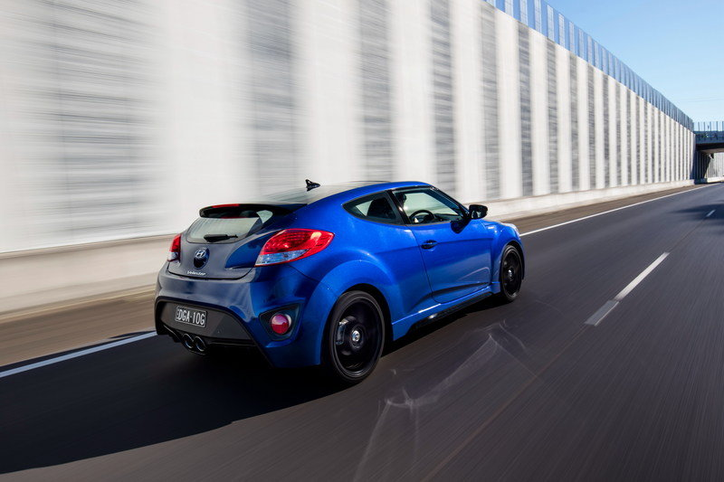 2016 Hyundai Veloster Street Turbo High Resolution Exterior - image 680081