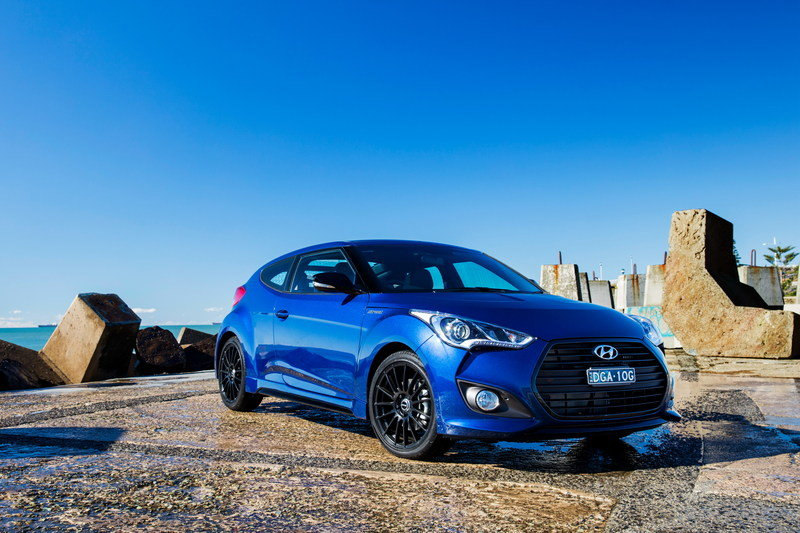 2016 Hyundai Veloster Street Turbo High Resolution Exterior - image 680082