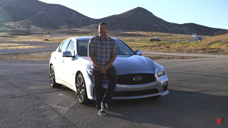 Ignition Takes A Look At The Inifiniti Q50 Red Sport 400: Video