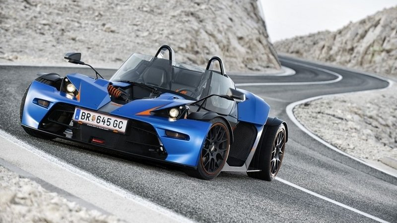 Fully Built KTM X-Bows Will Soon Be Available In The U.S.