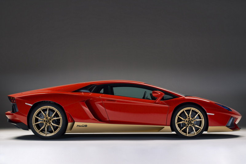 2016 Lamborghini Aventador Miura Homage High Resolution Exterior - image 680619