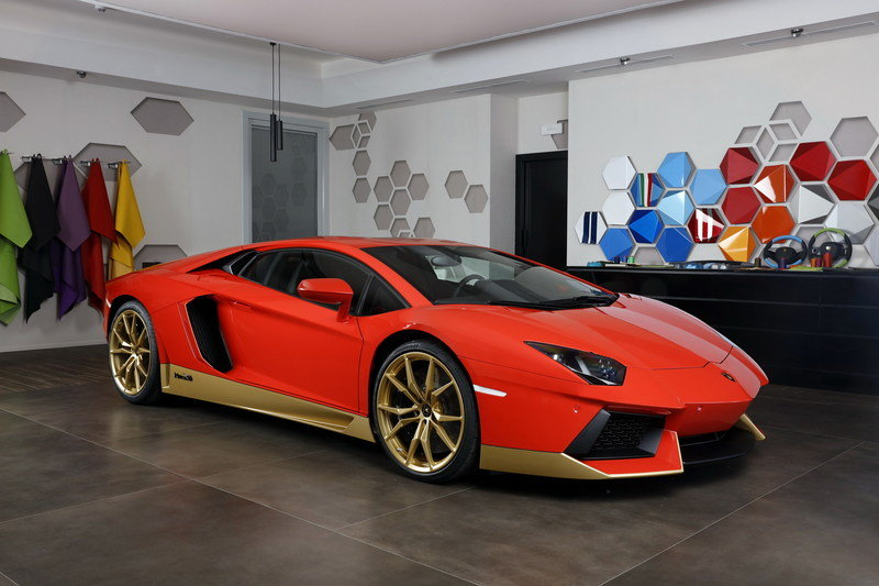 2016 Lamborghini Aventador Miura Homage High Resolution Exterior - image 680611