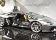 Lamborghini Celebrates Opening Of Carbon Fiber Research Center In Seattle - image 680510