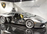 Lamborghini Celebrates Opening Of Carbon Fiber Research Center In Seattle - image 680506