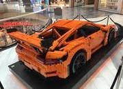Life-Sized Lego Replica Of Porsche 911 GT3 RS Is A Thing Of Beauty - image 678994