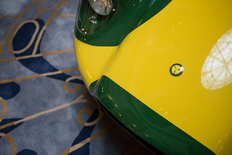 2016 Lister Jaguar Stirling Moss Edition Prototype