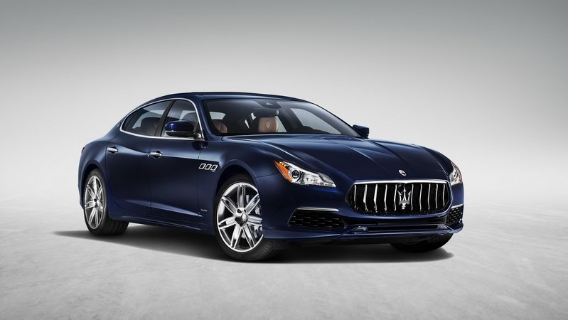 2017 Maserati Quattroporte Exterior High Resolution - image 679240