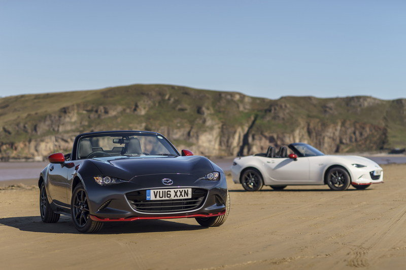 2016 Mazda MX-5 Icon Special Edition High Resolution Exterior Wallpaper quality - image 679610