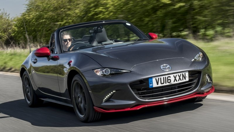 2016 Mazda MX-5 Icon Special Edition