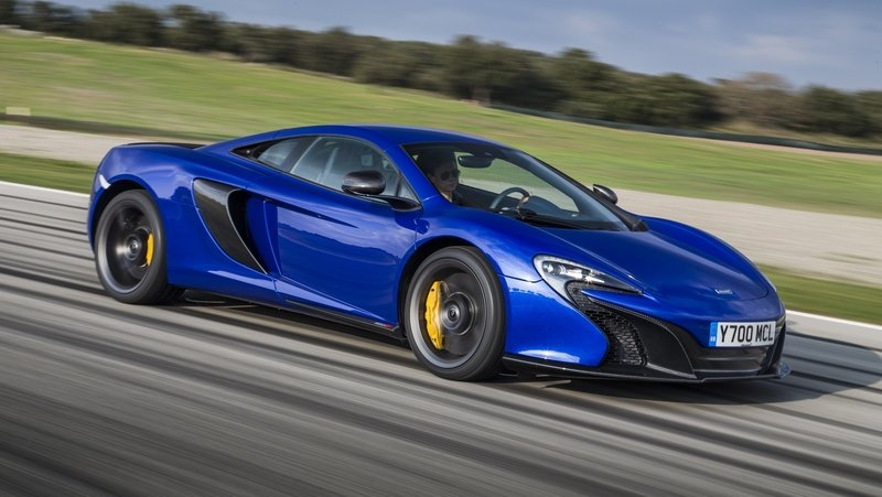 McLaren 650S Successor Rumored to Arrive in 2017