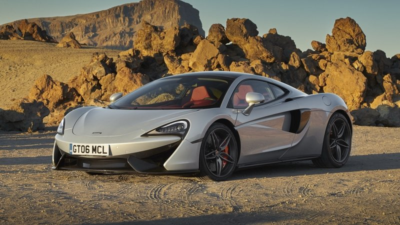 McLaren Has No Intention Of Dipping Into The SUV Market