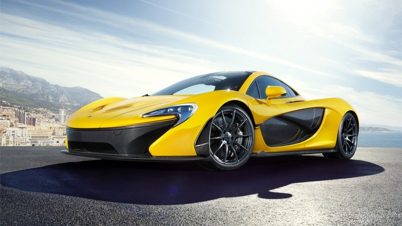 McLaren Reportedly Working on All-Electric Supercar