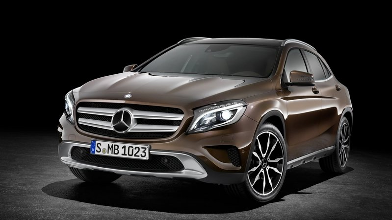 Mercedes Adds New Crossover Into The Mix, To Be Called The GLB