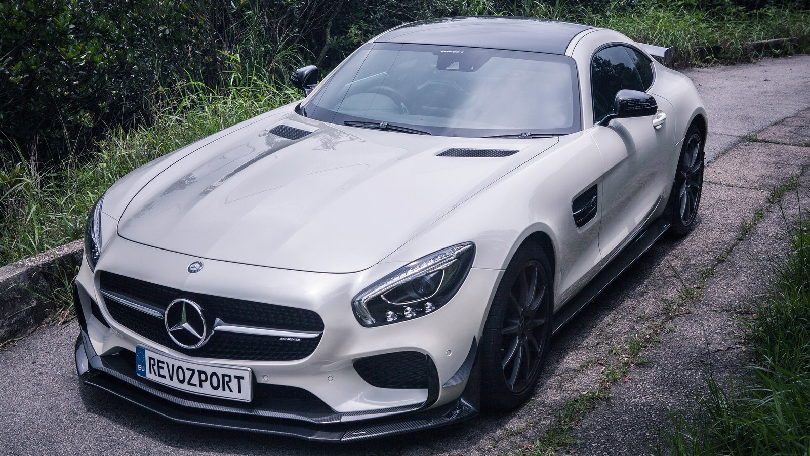 2016 mercedes amg gt s by revozport review top speed. Black Bedroom Furniture Sets. Home Design Ideas