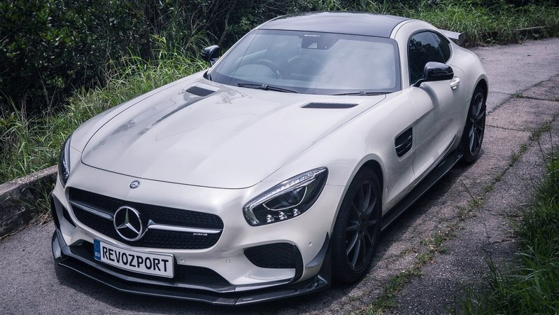 2016 Mercedes-AMG GT S By RevoZport - image 680525