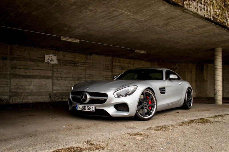 2016 Mercedes-AMG GT S by Lorinser High Resolution Exterior - image 678801