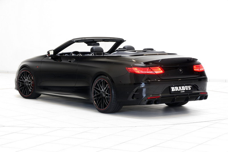 2016 Mercedes-AMG S63 Cabriolet 850 By Brabus