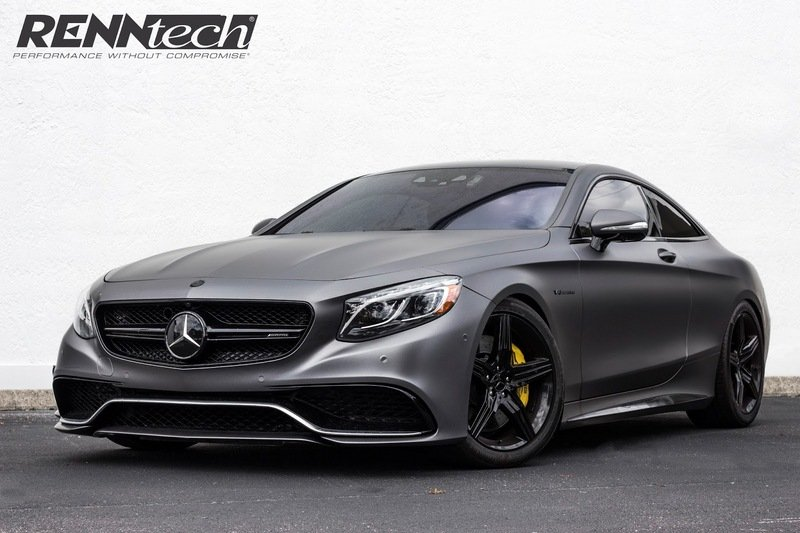 2016 Mercedes-AMG S63 Coupe by Renntech High Resolution Exterior - image 679333