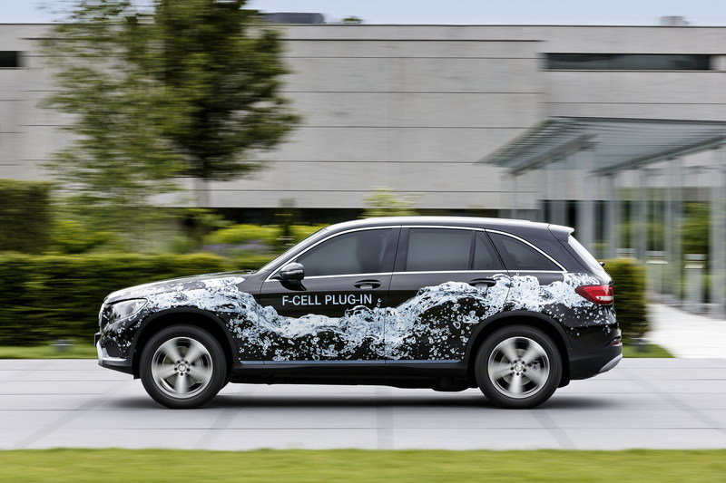 2018 Mercedes-Benz GLC F-Cell