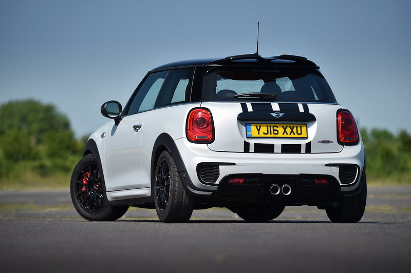 2016 Mini John Cooper Works Challenge High Resolution Exterior - image 679598