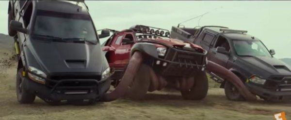 Monster Trucks Movie Takes Product Placement To A New