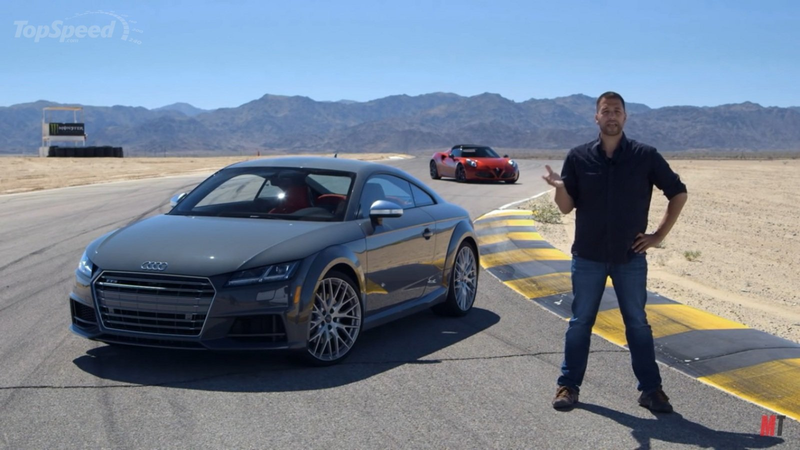 Motor trend 39 s head 2 head takes a look at the audi tts and Motor trend head 2 head