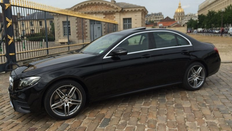 New Mercedes E-Class Caught On The Streets Of France