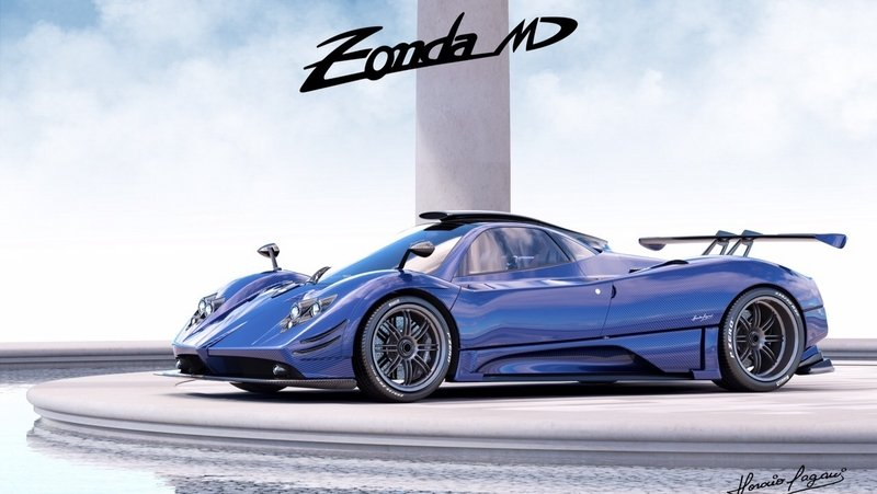 Pagani Reviews Specs Prices Top Speed