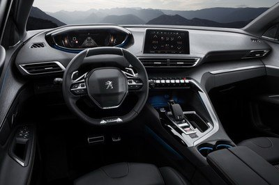 2017 Peugeot 3008 GT | Top Speed
