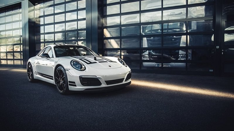2016 Porsche 911 Carrera S Endurance Racing Edition