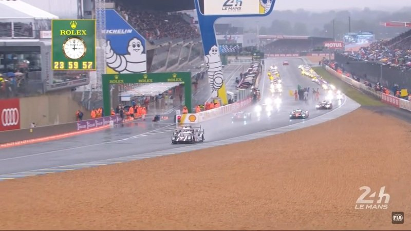 2016 24 Hours Of Le Mans - Race highlights: Video