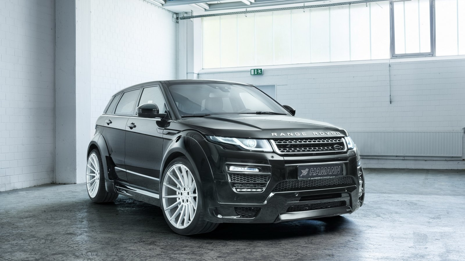 2016 range rover evoque by hamann review gallery top speed. Black Bedroom Furniture Sets. Home Design Ideas