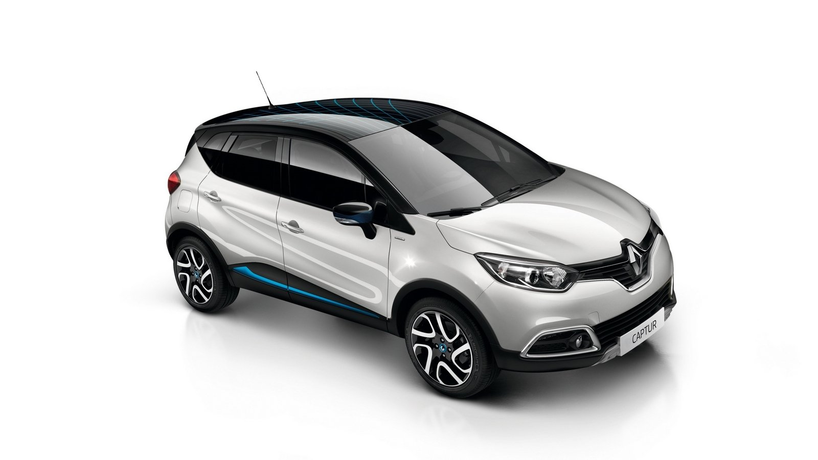 2016 renault captur wave top speed for Renault captur grigia