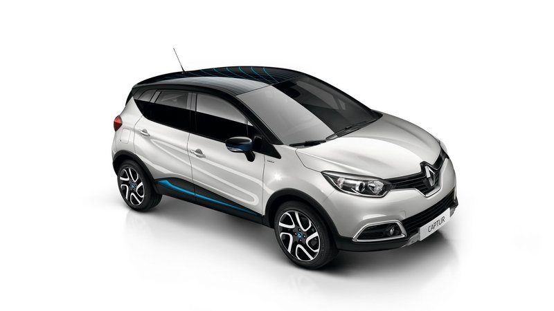 2016 Renault Captur Wave