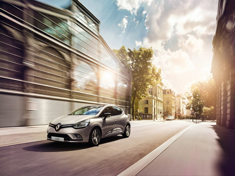 2017 Renault Clio High Resolution Exterior Wallpaper quality - image 679504