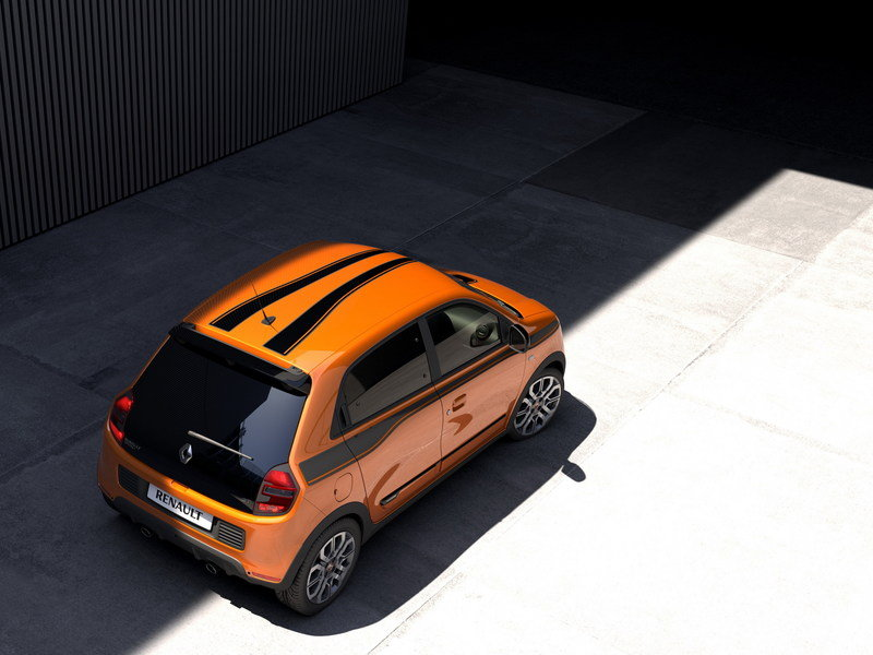 2017 Renault Twingo GT High Resolution Exterior - image 678693