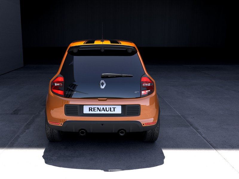 2017 Renault Twingo GT High Resolution Exterior - image 678680