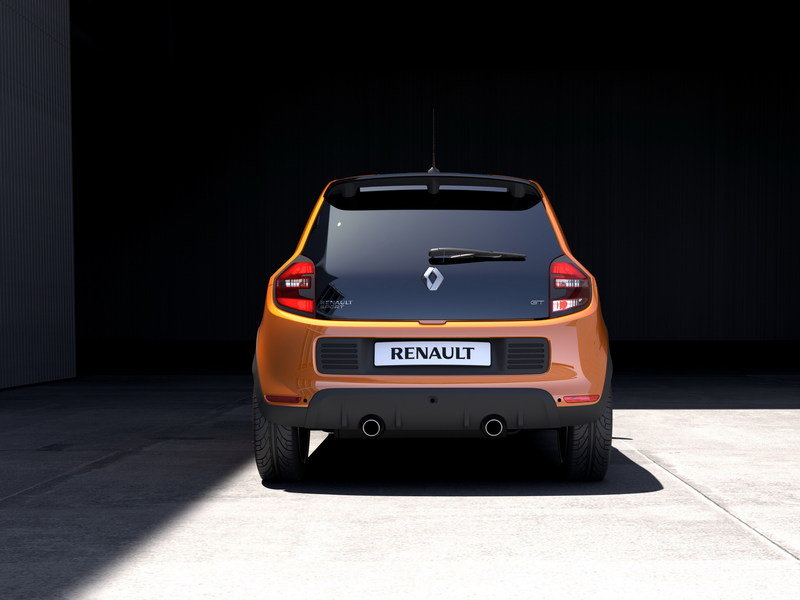 2017 Renault Twingo GT High Resolution Exterior - image 678681