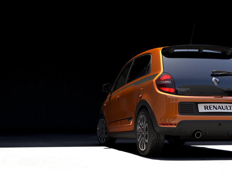 2017 Renault Twingo GT High Resolution Exterior - image 678683
