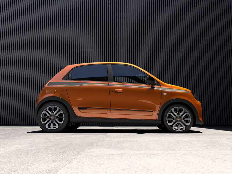 2017 Renault Twingo GT High Resolution Exterior - image 678685