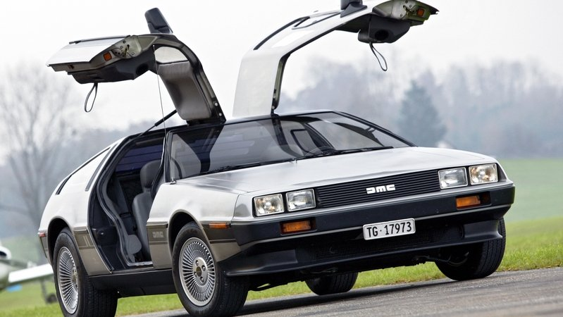 Revived DeLorean DMC Set To Receive New And More Powerful Engines