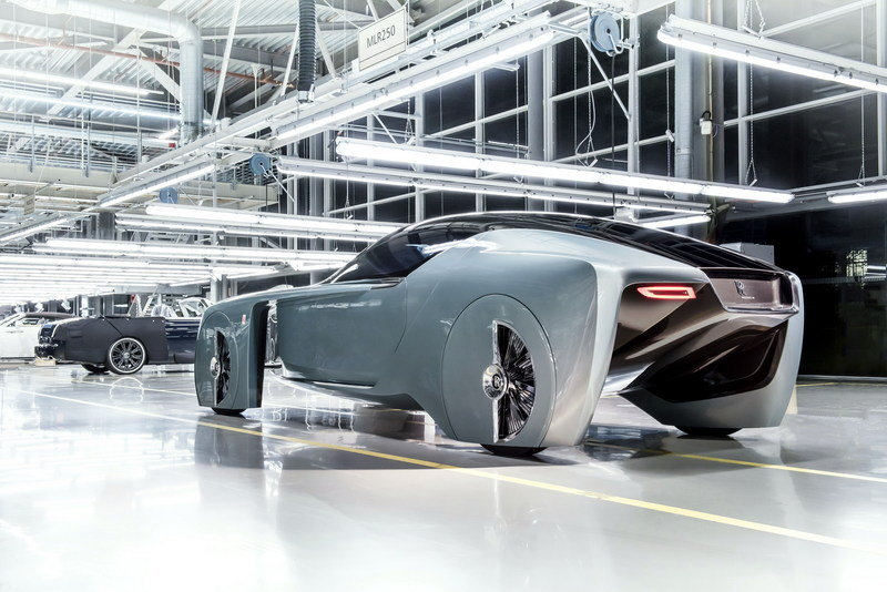 2016 Rolls-Royce Vision Next 100 High Resolution Exterior - image 679874
