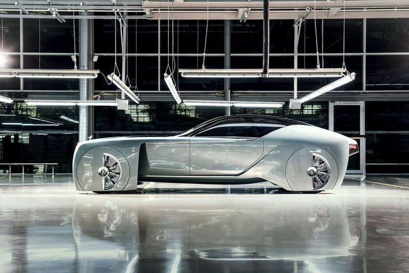 2016 Rolls-Royce Vision Next 100 High Resolution Exterior - image 679875