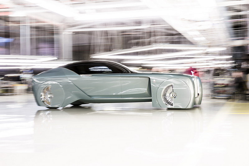 2016 Rolls-Royce Vision Next 100 High Resolution Exterior - image 679876