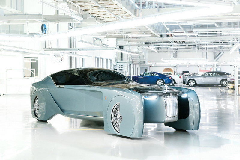 2016 Rolls-Royce Vision Next 100 High Resolution Exterior - image 679878
