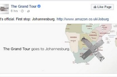 The First Episode Of The Grand Tour Will Be Filmed in Johannesburg, South Africa - image 678410