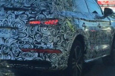 Two Heavily Camouflaged Audi Q5s Spotted In Hackensack, New Jersey