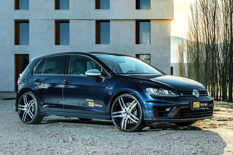 2016 Volkswagen Golf R Mk VII By O.CT Tuning